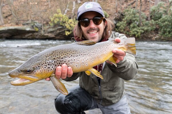 guided fly fishing pennsylvania pocono mountains guided fly fishing west branch delaware river new york with filingo fly fishing (1312)