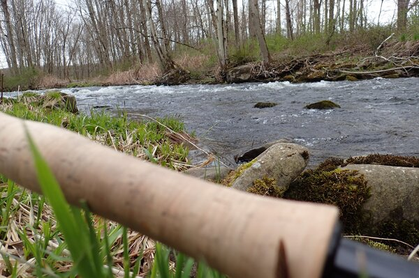 guided fly fishing pennsylvania pocono mountains and fly fishing new york delaware river (1060)