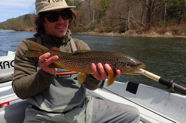 west branch delaware river guided fly fishing filingo fly fishing (1061)