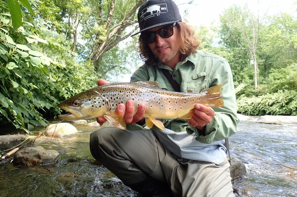 wild brown trout caught on a guided fly trip with jesse filingo of filingo fly fishing (415)