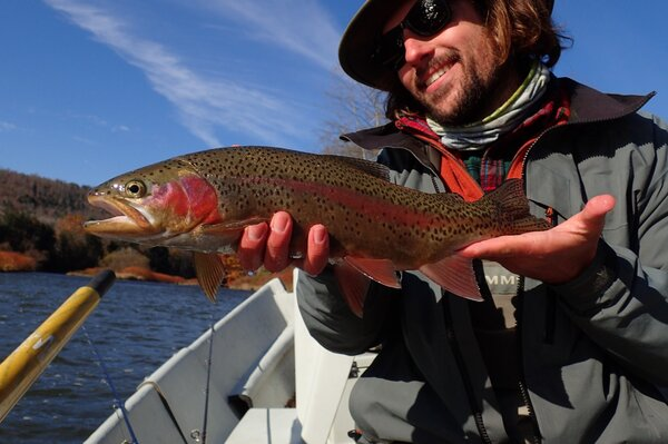 delaware river rainbow trout with filingoflyfishing (255)