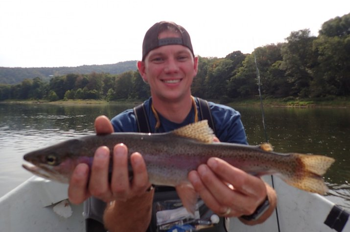 west branch delaware river new york guided fly fishing trips big wild trout filingo fly fishing