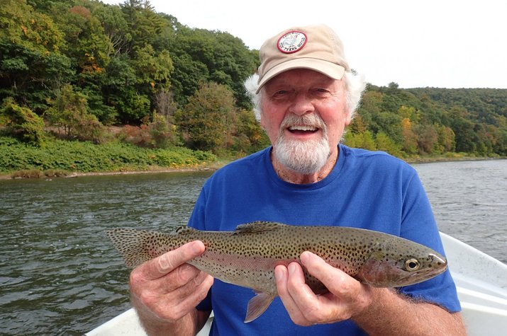 guided fly fishing new york delaware river west branch delaware river big wild trout filingo fly fishing