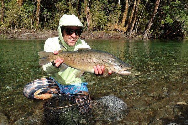 fly fishing the pocono mountains for trout with jesse filingo of filingo fly fishing (707)