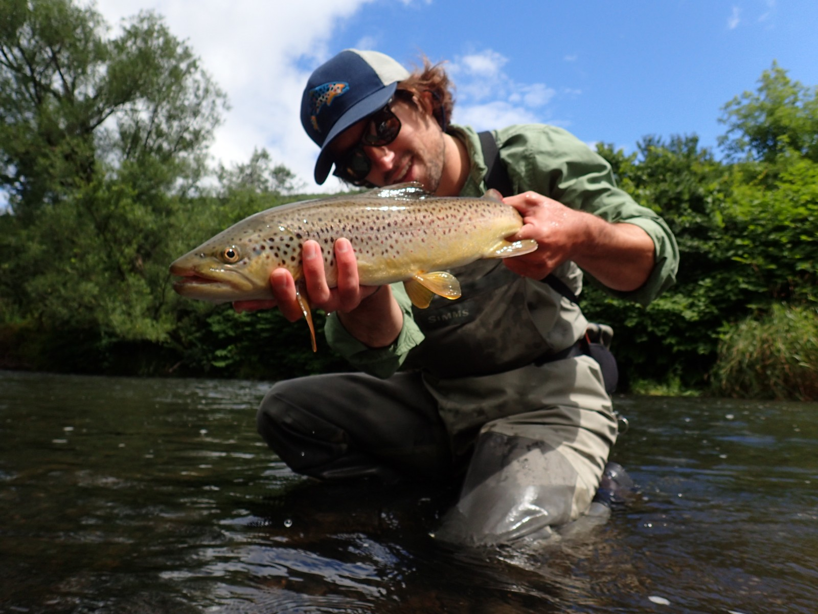 Filingo fly fishing summer care for P o fish